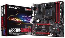 Placa Mãe Gigabyte AM4 AB350M-Gaming 3