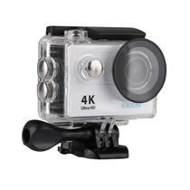Filmadora Eken H9R Ultra HD/Wifi/4K Prata