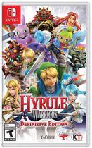 Jogo Hyrule Warriors Definitive Edition - Nintendo Switch