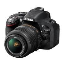 Camera Nikon D5200 Kit 18-55 VR (Caja 2 Kit) Preto