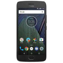 "Smartphone Motorola Moto G5 XT1671 Dual Sim 32GB Tela 5.0"" 13MP/5MP Os 7.0 - Cinza"
