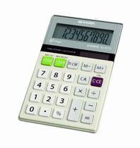 Calculadora Sharp EL-377TB . Branco