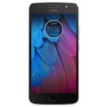 "Smartphone Motorola Moto G5S XT1791 Dual Sim 32GB 5.2"" 16MP/5MP Os 7.1.1  Cinza Escuro"