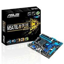Placa Mãe Asus AM3/ AM3+ M5A78L-M Plus USB3/ HDMI/ DVI/ VGA