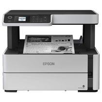 Impressora Epson Ecotank M2170 Multifuncional Wifi Bivolt Preto