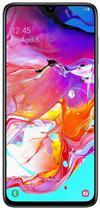 Celular Samsung Galaxy A70 SM-A705M - 128GB + 128GB Micro SD - Dual-Sim - Branco