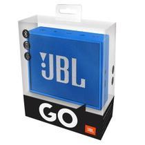 Caixa de Som de Som JBL Go Azul