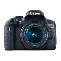Camera Canon Eos Rebel T6I Ef-s 18-55MM Is STM Lens Kit