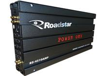 Modulo Amplificador Roadstar RS-4510 - 2400W - 4 Canais - Power One
