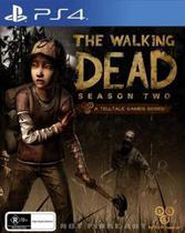 Jogo The Walking Dead Season 2 PS4