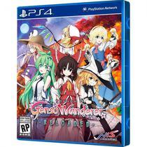 Jogo Touhou Genso Wanderer Reloaded PS4