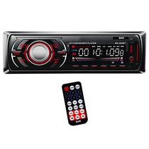 Toca Radio Automotivo BAK BK-294BT com Bluetooth USB/SD/FM - Preto