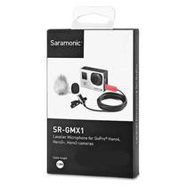 Microfone Saramonic SR-GMX1 Gopro