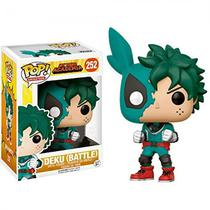 Boneco Funko Pop - MY Hero Academia Deku Battle *Ex* Atc 252