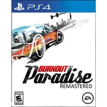 Jogo PS4 Burnout Paradise Remastered