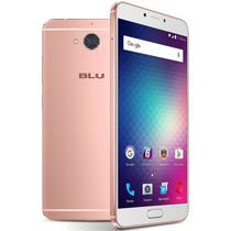 "Smartphone Blu Vivo 6 Dual Sim 4G Lte Tela 5.5""FHD 64GB/4GB Cam. 13MP/8MP Rose"