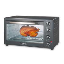Forno Eletrico Quanta QTFEL60 Aco INOXIDAVEL60 Litros 220V/50HZ - 2200W Preto