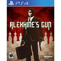 Jogo Alekhines Gun PS4