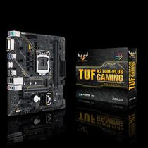 Placa Mãe Asus LGA1151 H310M-Plus Tuf Gaming M.2/HDMI/DVI