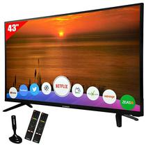 "TV Smart LED Hyundai HY43NTFB 43"" Full HD"