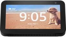 Assistente Amazon Echo Show 5 B07HZLHPKP - 5.5 - Preto