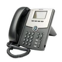 Cisco Voip SPA512-G 01 Linha IP Phone com 02P Gigabit Poe