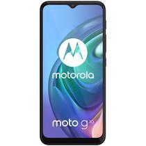 "Smartphone Motorola Moto G10 XT2127-2 Dual Sim 128GB de 6.5"" 48+8+2+2MP/8MP Os 11 - Aurora Grey"