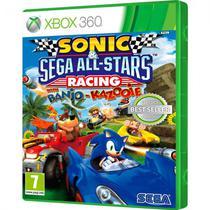 Jogo Sonic Eamp; Sega All Star Racing Xbox 360