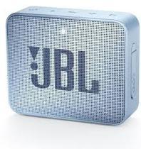 Caixa de Som JBL Go 2 Cyan Bluetooth