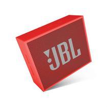 JBL Speaker Bluetooth Go (Vermelho)