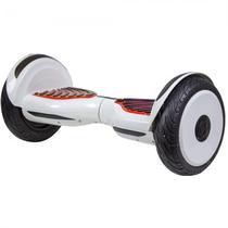 Scooter Eletrico Smart Balance Pro Mountain 10EQUOT; Completo com Bateria Samsung - Branco