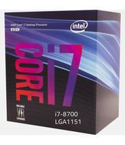 Processador Intel i7 8700 3.20GHZ 12MB 1151.