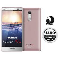 Celular Positivo Twist XL S555 Dual 16GB Anatel (Gtia 1 Ano BR) Rosa