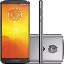 Smartphone Motorola Moto E5 Plus XT1924-5 Dual Sim 16GB de 6.0 12MP/5MP Os 8.0 - Cinza