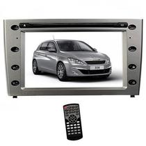 Central Multimidia M1 Peugeot 408/308 Silver W7040
