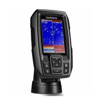 Sonar para Pesca Garmin Striker 4 010-01550-00 Tela de 3.5 com GPS - Preto