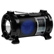 Radio Portatil Satellite AR-401BT AM / FM / Bluetooth / Lanterna LED - Preto