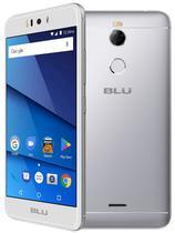 """Smartphone Blu R2 Dual Sim R010P 5.2""""HD 8GB/1GB Cam. 8MP/8MP Prata"""