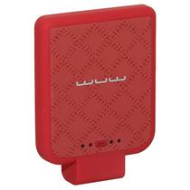 Carregador Portatil Wuw WUW-B02 Back Clip 2200MAH para iPhone - Vermelho