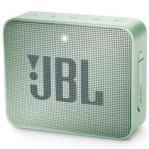 Caixa de Som JBL Go 2 com Bluetooth/Auxiliar Bateria de 730 Mah - Mint