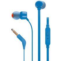 Fone de Ouvido JBL T110 Azul