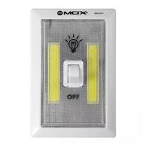 Lampada de Emergencia Mox MO-LP01 LED com Interruptor Magnetico - Branco