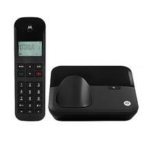 Telefone Sem Fio Motorola M3000 com Identificador de Chamadas - Preto