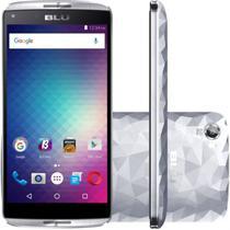 Celular Blu Energy Diamond E130L - 5.0 Polegadas - Dual-Sim - 8GB - 3G - Prata