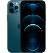 "Apple iPhone 12 Pro Max LL A2342 512GB 6.7"" 12+12+12/12MP Ios - Azul Pacifico"
