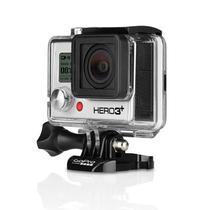 Camera Filmadora Gopro HERO3+ Black Edition Music CHDBX 302