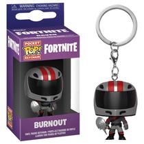 Funko Pop Keychain Fortnite 2 Burnout