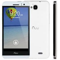 Celular Nuu NU3S 4.7 1CHIP 4G 8GB Branco