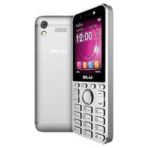 "Cel Blu Tank 4 T510 2.4"" DS Anatel Prata"