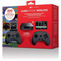 Console MY Arcade Gamestation Wireless com 300 Jogos